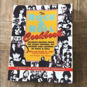 Vintage The Rock & Roll Cookbook